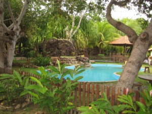 The Rupununi's only Pool!