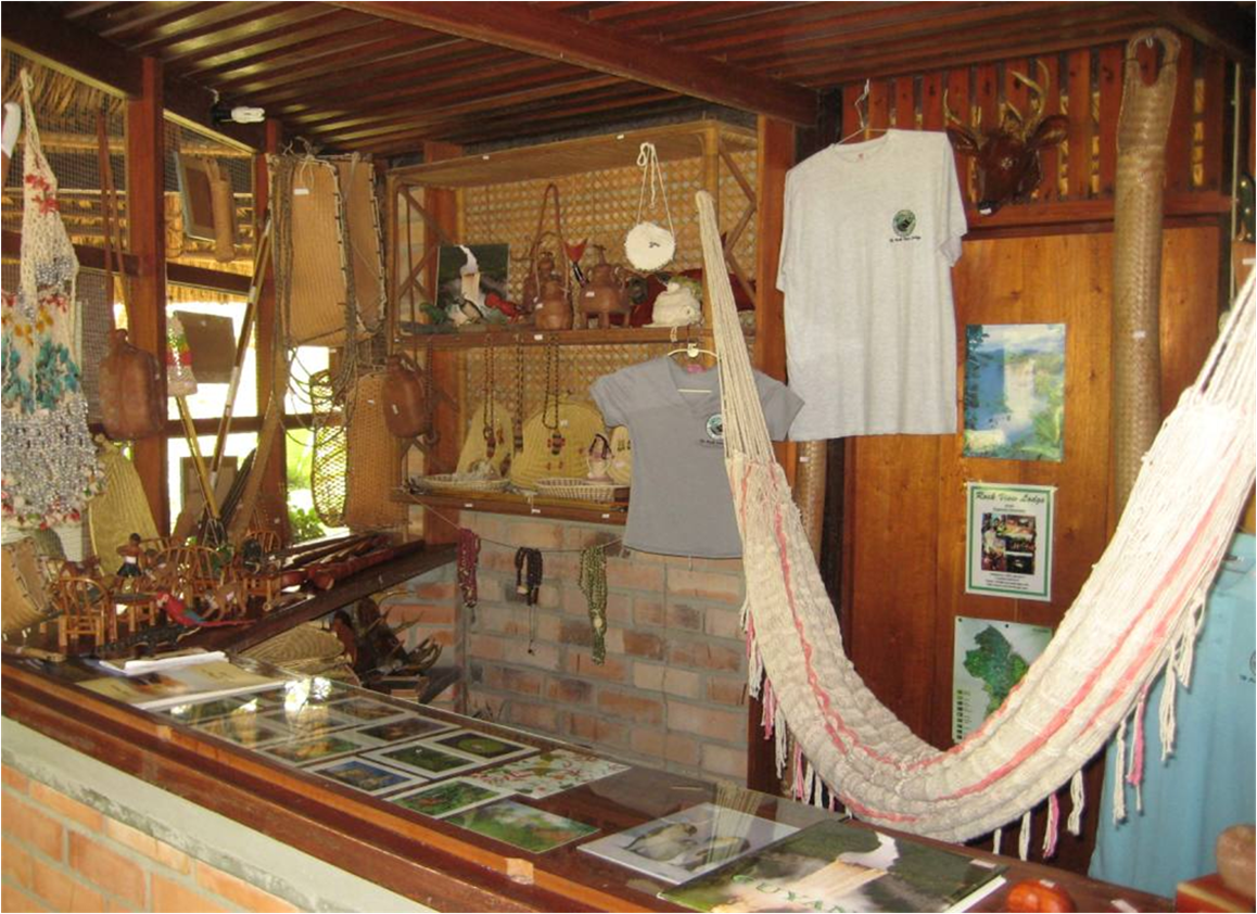 The Store at Rock View Lodge