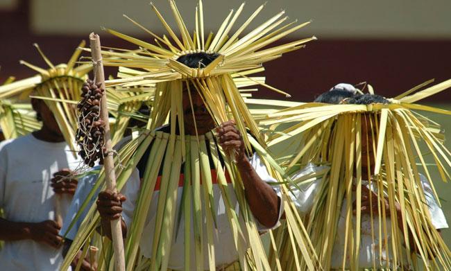 Amerindian Heritage Festival, Annai, Guyana (photo credit: Michael McCrystal)