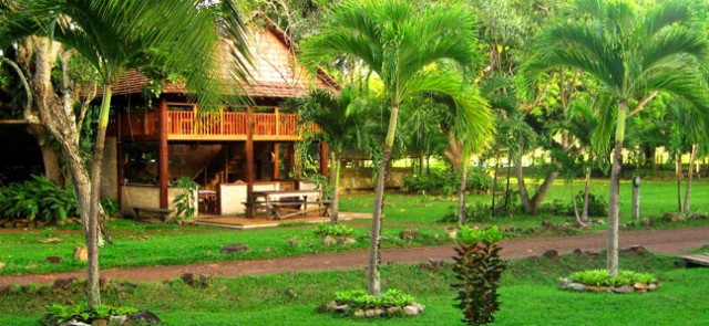 Central Guyana's most comfortable lodge