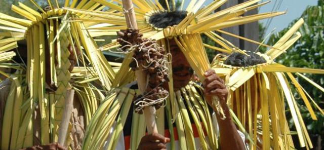 Amerindian Makushi Culture