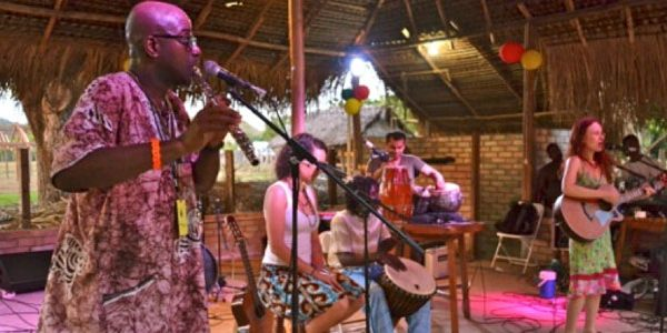Photos and Videos from the Rupununi Art and Music Festival